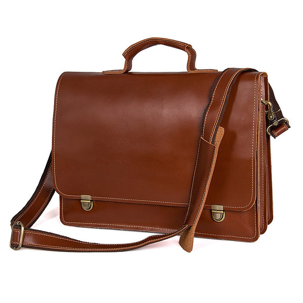 00066dc0fbb ... Best Messenger Bags Leather Bags For Men Leather Messenger Shoulder Bag  7379 - ROCKCOWLEATHERSTUDIO ...