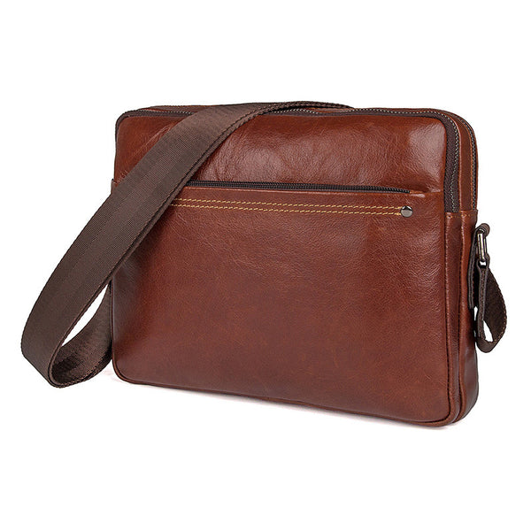 Leather Messenger Bag For Men Best Messenger Bags 1042