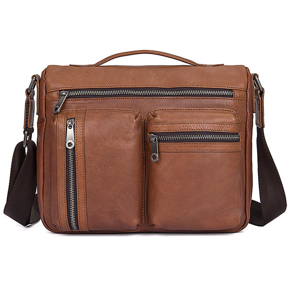 Messenger Bag Designer Business Bags For Men Leather Messenger Bag For Men Best Messenger Bags 1019