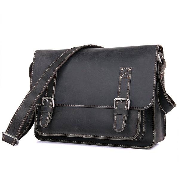 Vintage Leather Messenger Bag Leather Messenger Bag For Men Best Messenger Bags 7089