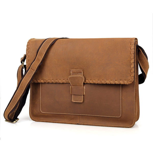 Vintage Leather Messenger Bag Messenger Bag Fossil For Men Best Messenger Bags 1009