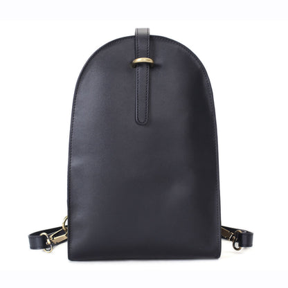 Fashion Full Grain Leather Backpack, Women Backpack, Daily Bag WF14