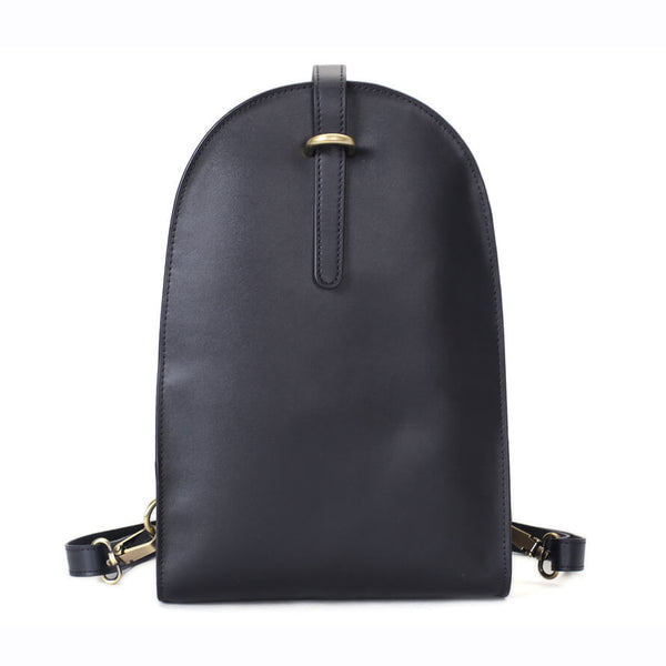 Fashion Full Grain Leather Backpack, Women Backpack, Daily Bag WF14 - ROCKCOWLEATHERSTUDIO