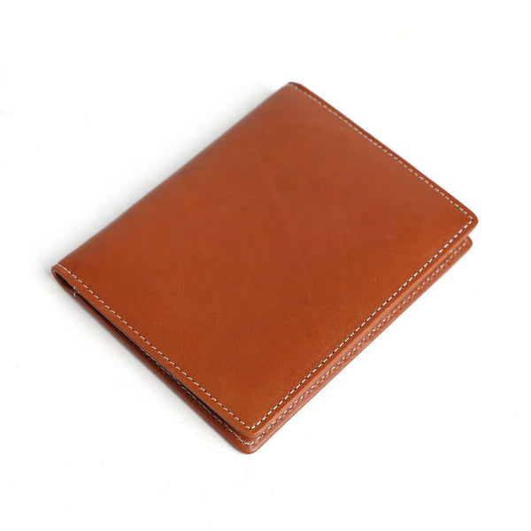 Personalized Leather Travel Wallet, Passport Holder, Card Holder - Groomsmen Gifts DB08
