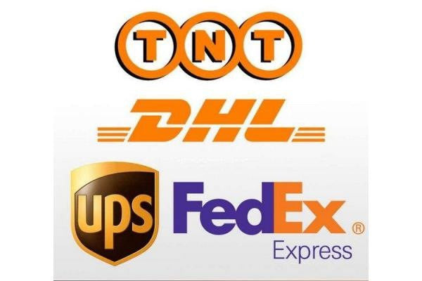 Expedited Shipping Service by DHL/FedEx/TNT - ROCKCOWLEATHERSTUDIO