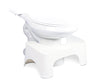21cm High Compact Bathroom Toilet Stool Pedicure Footrest