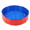 Foldable PVC Pet Swimming Pool Bathing Tub Bathtub Dog Cats Washer