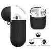 Protective Case Cover For Apple AirPods-Black