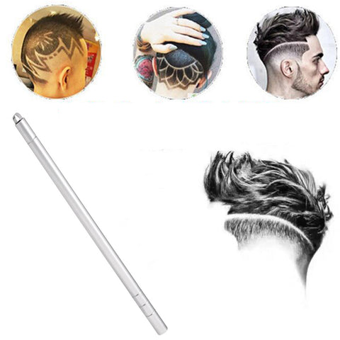 Hair Styling Eyebrows Beards DIY Engraved Pen