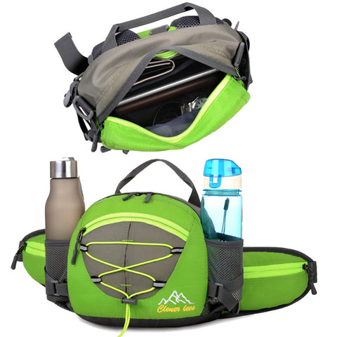 Multifunction Hiking Waist Pack backpack Shoulder Bag