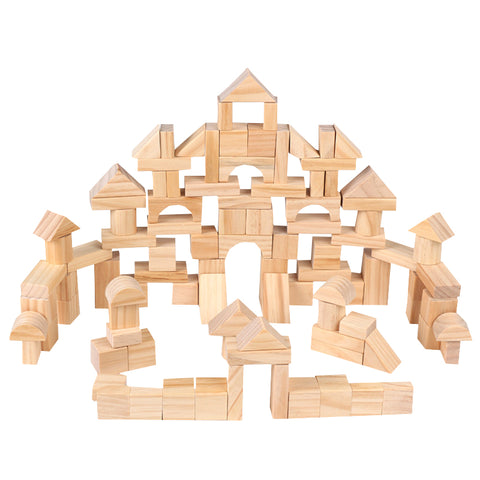Kids Building Blocks Toys Set - 100 Pcs