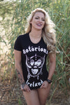 WOMEN'S NOTORIOUS TEE