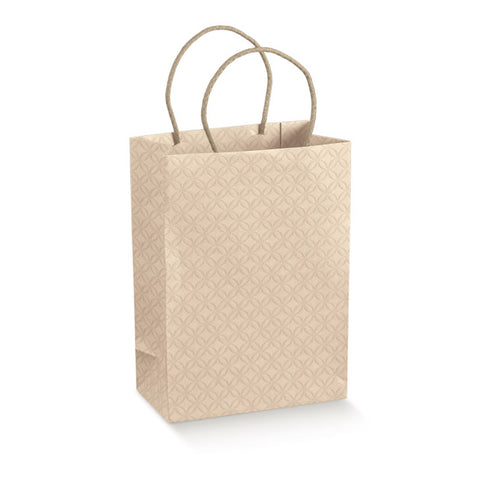 shopper in carta decorata da € 0.39 cad + iva