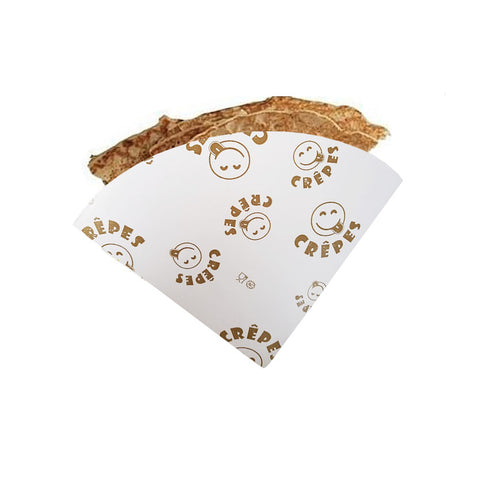 Porta crepes in cartone 250pz €0.07 cad
