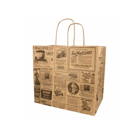 250pz shopper fondo largo € 0.162 cad + iva