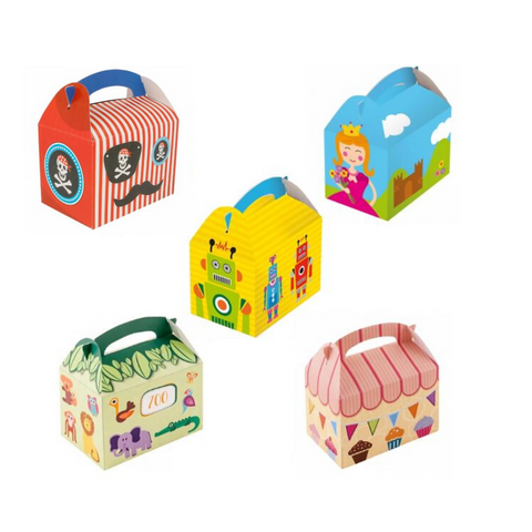 50PZ Scatola party per bambini € 0.25 cad + iva