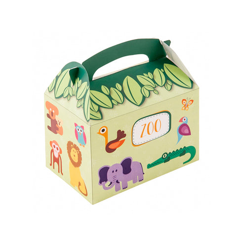Scatola party per bambini 50 pz € 0.225 cad + iva