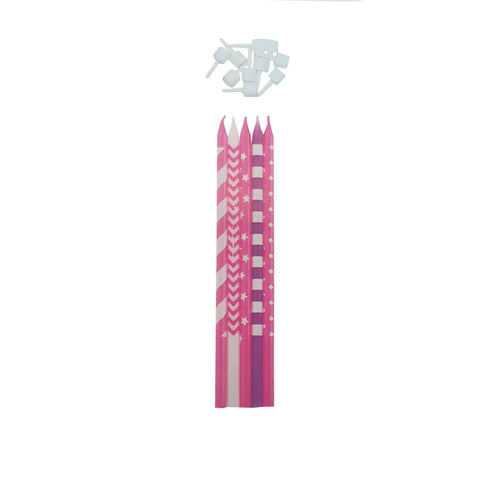 Candeline compleanno 10 pz € 2.30 + iva