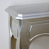 Leona Silver Lamp Table