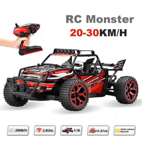Image of Radio Control High Speed Car