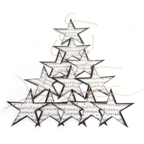 Image of Musical Star Ornament