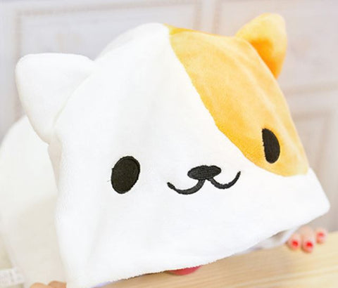 Image of Comfy Plush Neck Pillow