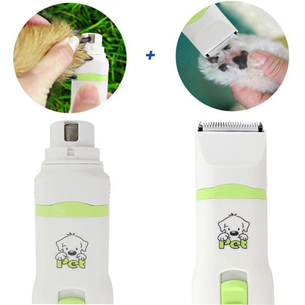 2-in-1 Pet Grooming Tool