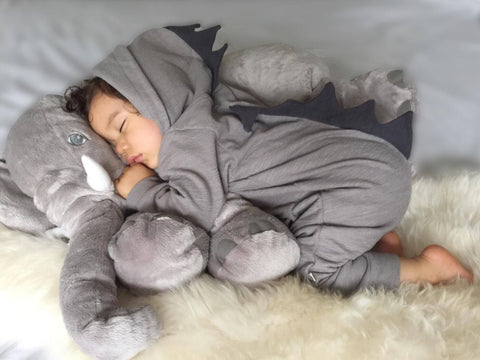 Adorable Dinosaur Baby Jumpsuit