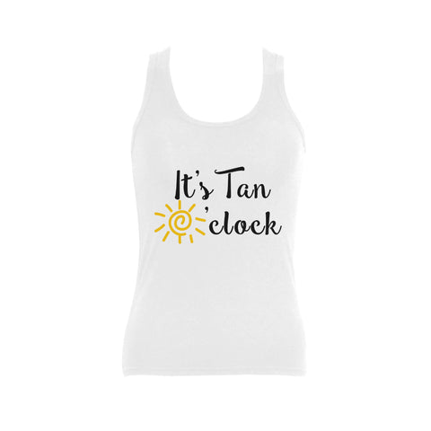 Image of Tan O' Clock Tank Top (Nine Yards Exclusive)