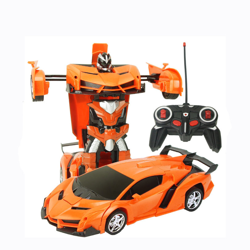 Transformer Remote Controlled Car