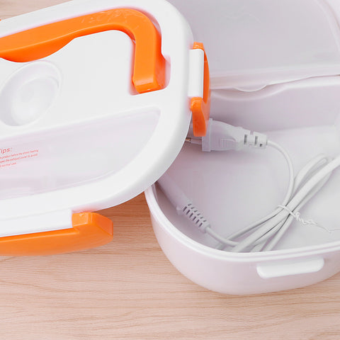 Image of Portable Heated Lunch Box