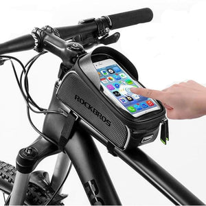 Functional Bike Saddle Bag