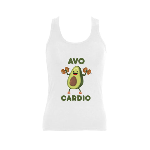 Image of AvoCardio Tank Top (Nine Yards Exclusive)