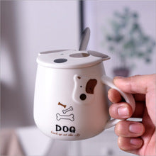 Adorable Cartoon Dog Mug