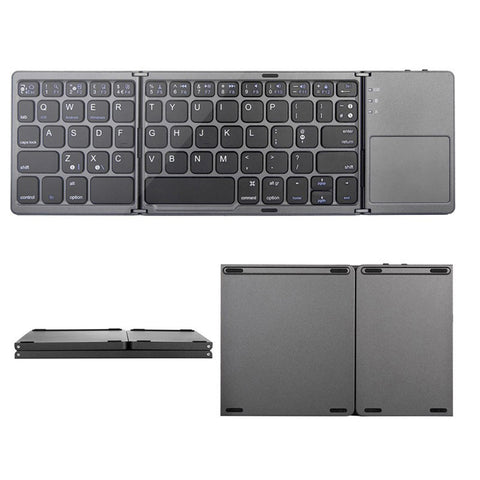 Image of Compact Foldable Keyboard