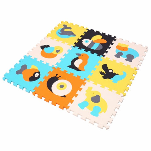 Image of Educational Puzzle Play Mat