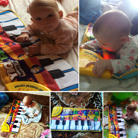 Image of Baby Musical Mat