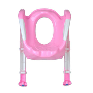 Potty Training Seat With Ladder