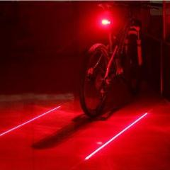 Image of Bicycle LED Tail Light