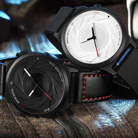 Image of Sleek Quartz Watch