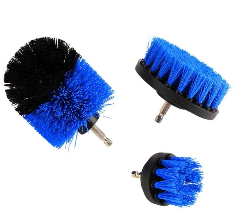 Cordless Power Scrubbing Brush Kit