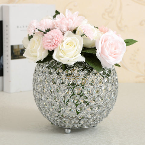 Image of Sophisticated Crystal Vase