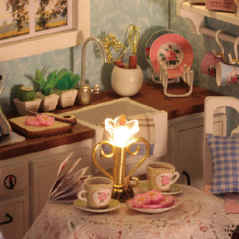 Image of Miniature Kitchen Model