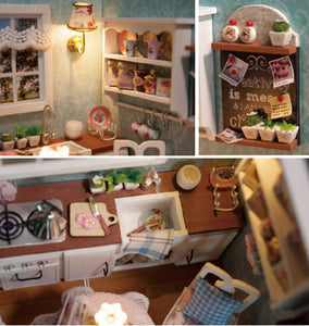 Miniature Kitchen Model