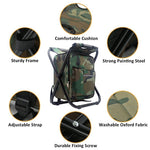 Multi-purpose Camping Backpack