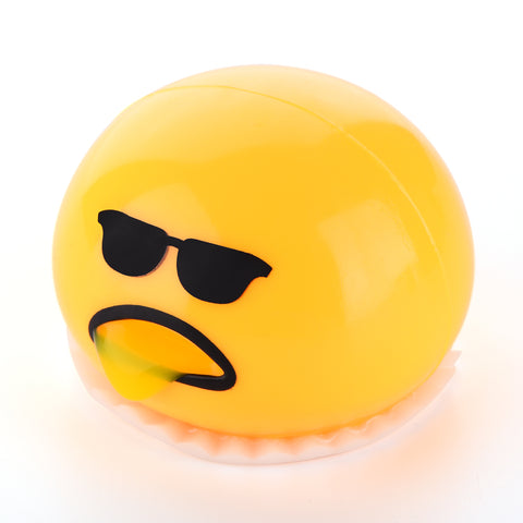 Image of Egg Yolk Squeeze Toy