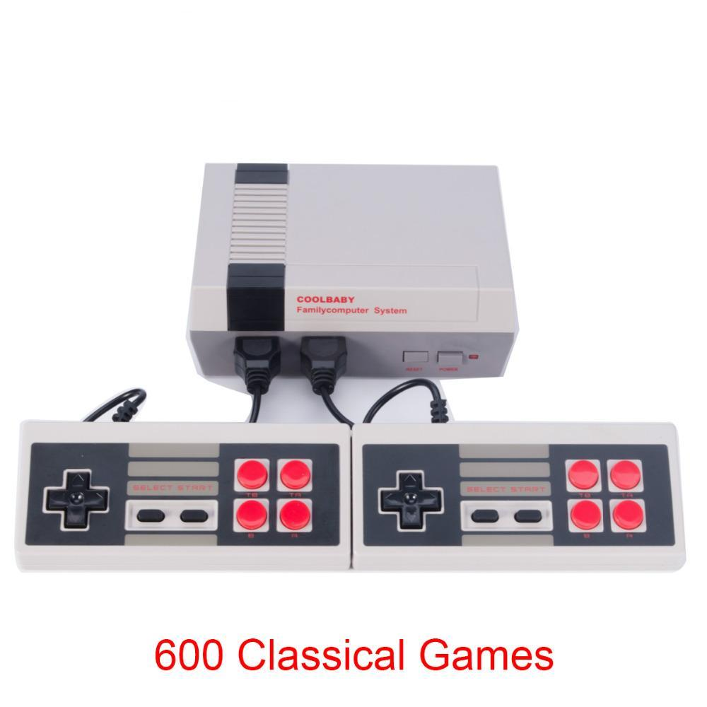 Old School Gaming Console