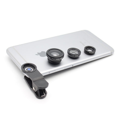 Image of Smartphone Interchangeable Lens Multi-Pack