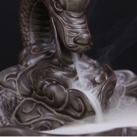 Angry Incense Dragon