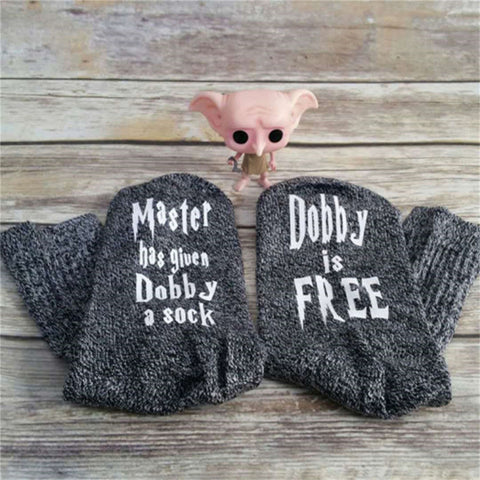 "Image of ""Dobby is Free"" Socks"